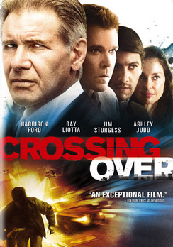Crossing Over - Widescreen - DVD - used
