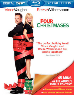 Four Christmases - Special Edition - DVD - used