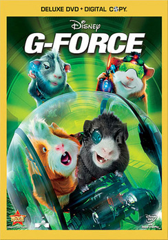 G-Force - Deluxe Edition - DVD - used