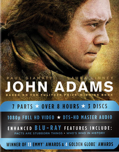 John Adams - DVD - used