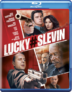 Lucky Number Slevin - DVD - used