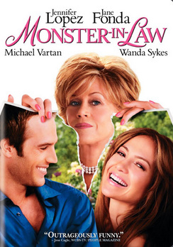 Monster-In-Law - New Packaging - DVD - used