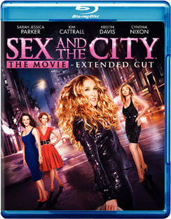 Sex and the City - Extended Cut - DVD - used