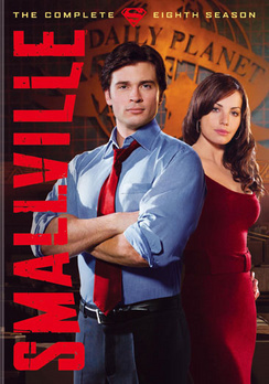 Smallville: The Complete Eighth Season - DVD - used