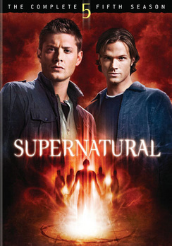 Supernatural: The Complete Fifth Season - DVD - used