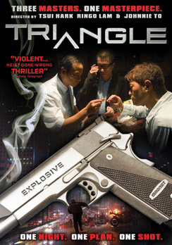 Triangle - Widescreen - DVD - used