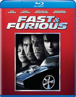 Fast & Furious - Blu-ray - Used