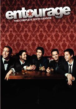 Entourage: The Complete Sixth Season - DVD - Used