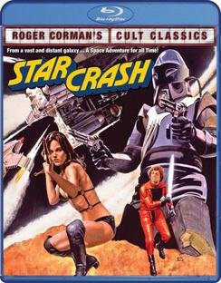 Starcrash - Blu-ray - New