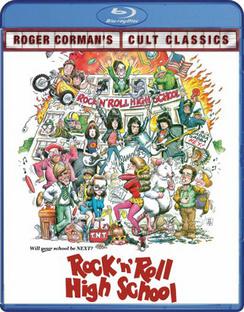 Rock 'n' Roll High School - Blu-ray - New