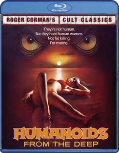 Humanoids From The Deep - Blu-ray - New