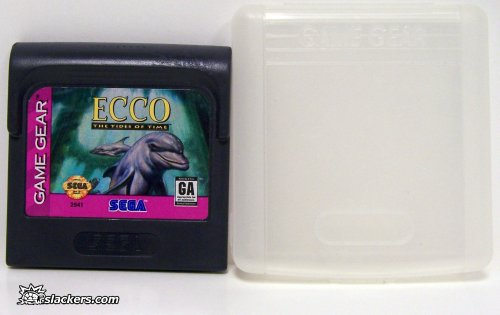 Ecco: The Tides of Time - Game Gear - Used