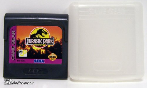 Jurassic Park - Game Gear - Used