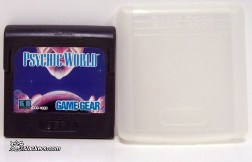 Psychic World - Game Gear - Used