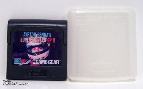 Super Monaco GP II - Game Gear - Used