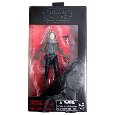 Star Wars Black Series - Jyn Erso