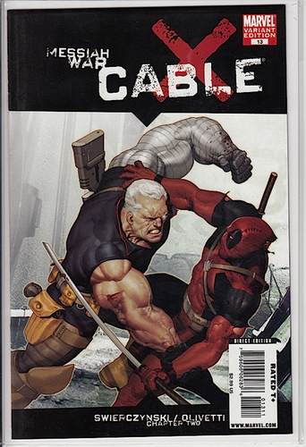 Cable 13 Variant - Near Mint - First Print - Comics - Used