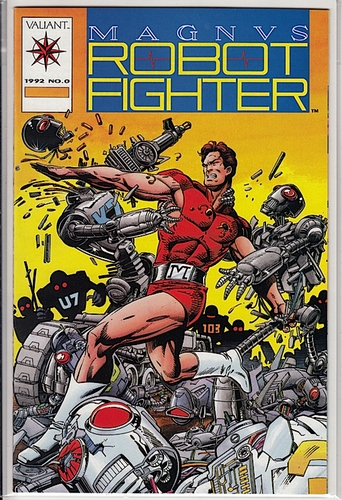 Magnus Robot Fighter #0 Near Mint Standard Edition - Comics - Used