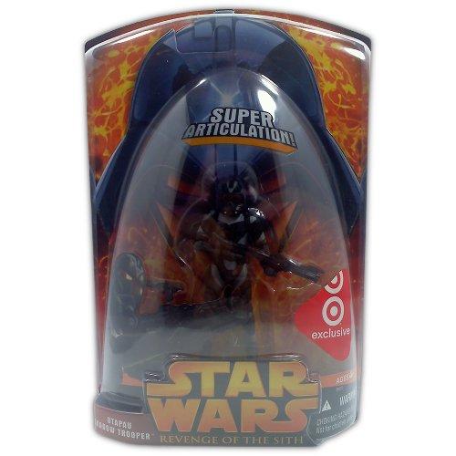 Star Wars Episode III UtaPau Shadow Trooper Target Exclusive - Action Figure - New