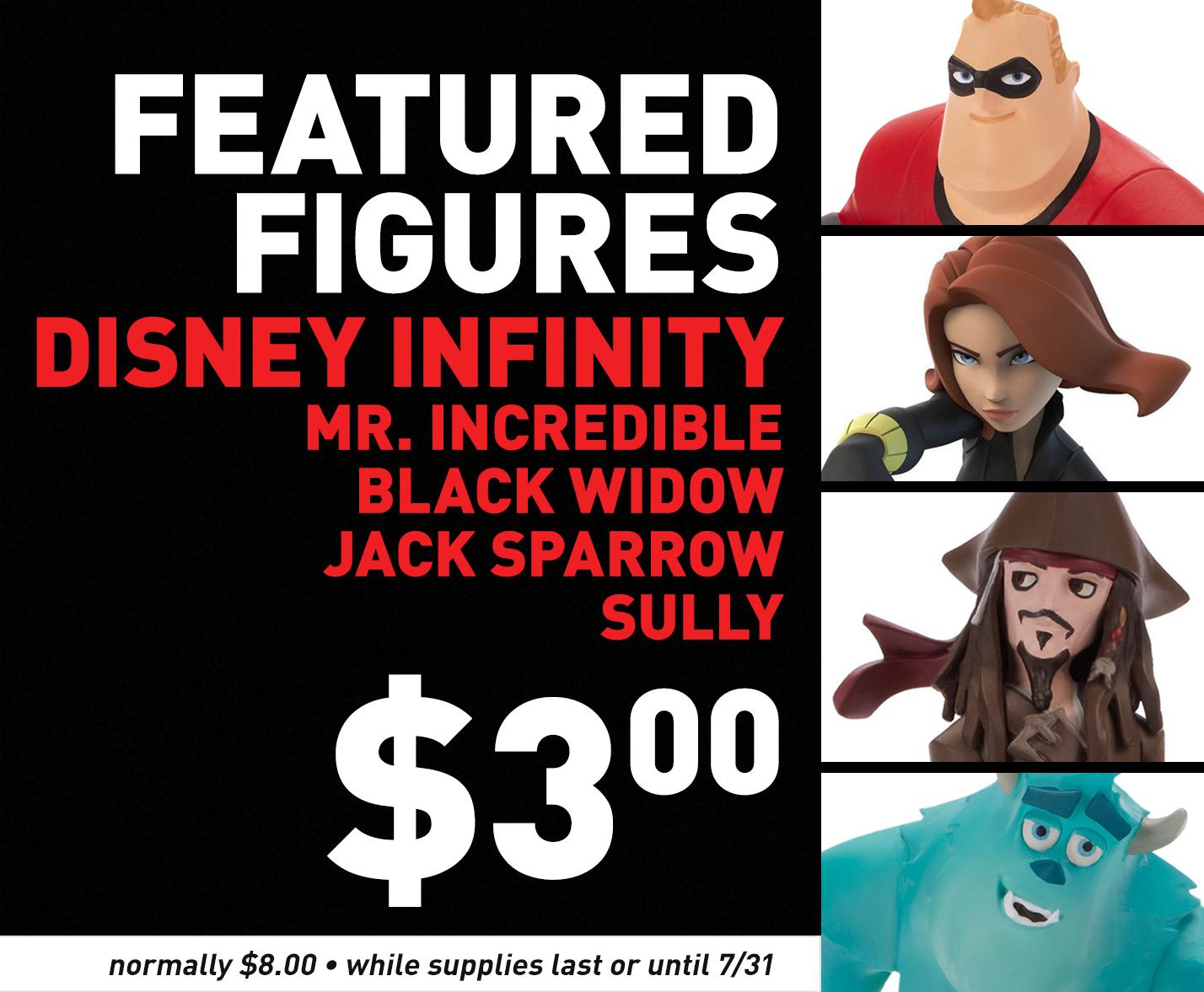 Featured Figure - Disney Infinity