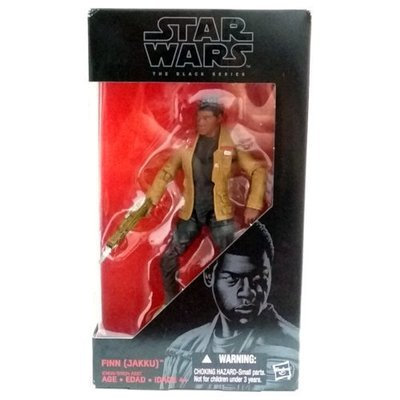 Star Wars Black Series - Finn (Jakku)