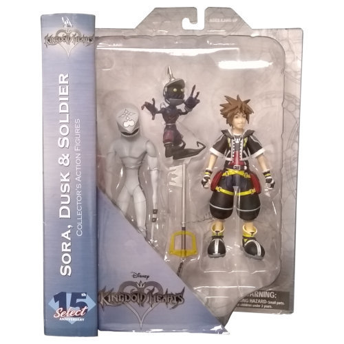Diamond Select - Sora (Kingdom Hearts)