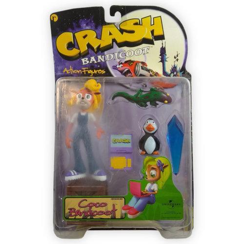 ReSaurus Crash Bandicoot Figure - Coco Bandicoot