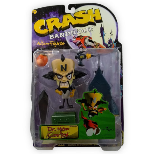 ReSaurus Crash Bandicoot Figure - Dr. Neo Cortex