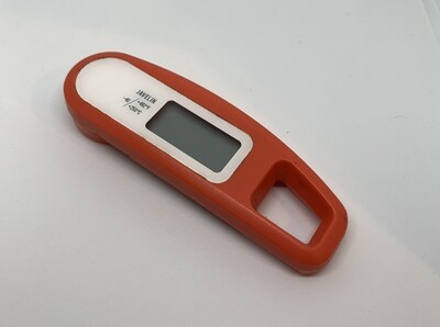 Javelin Instant Read Thermometer - Red