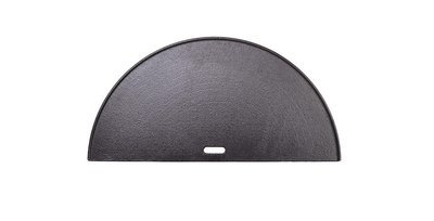 Big Joe - Half Moon Cast Iron Reversible Griddle