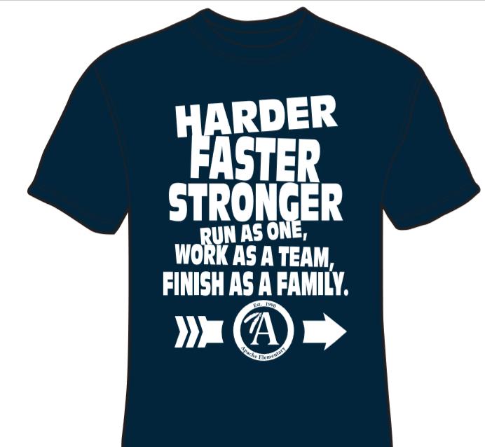 Apache Cross Country -Men's T-Shirt