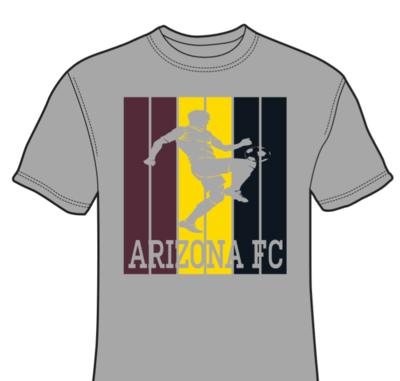AFC Rasta - Gray