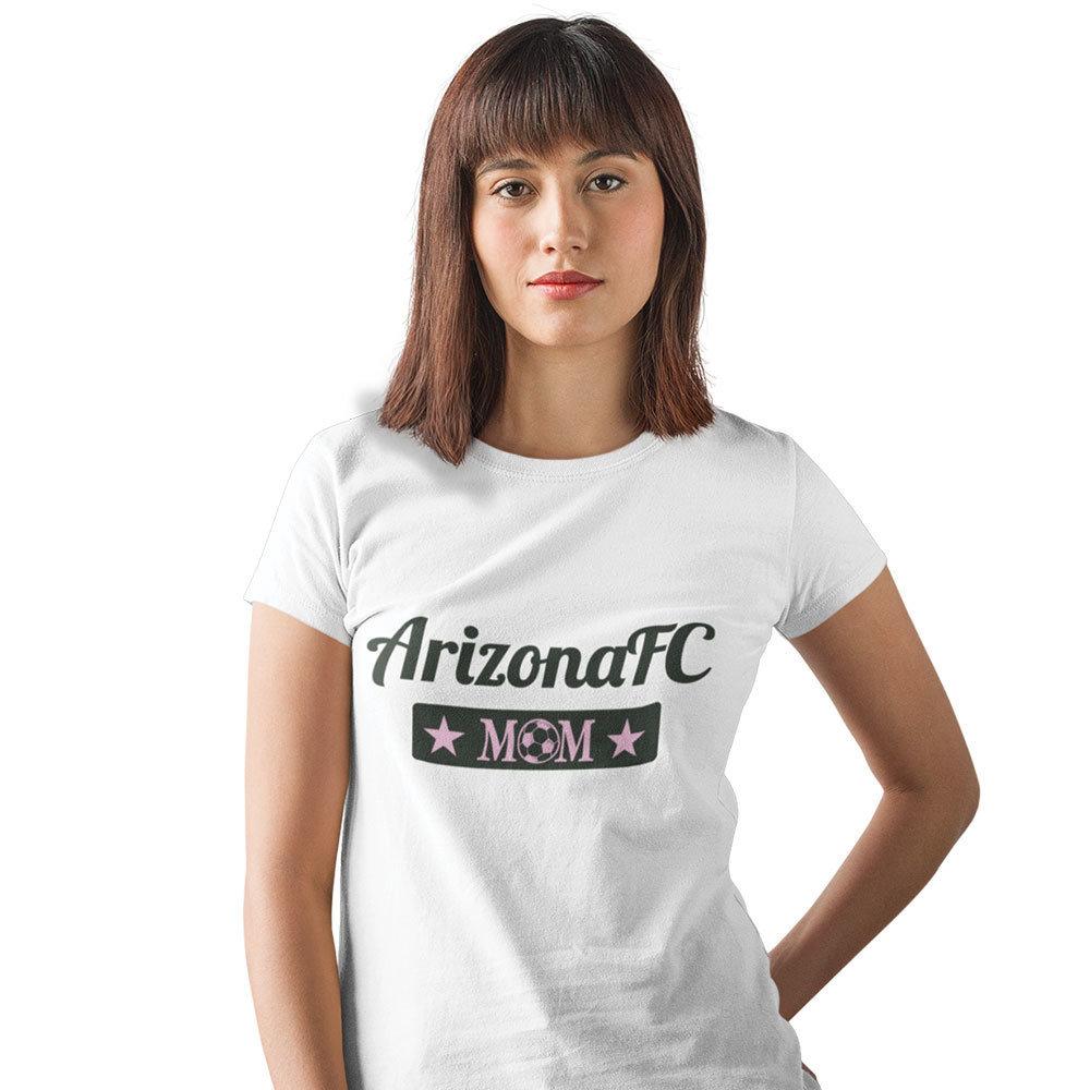 Arizona FC Mom Fan Shirt 00001