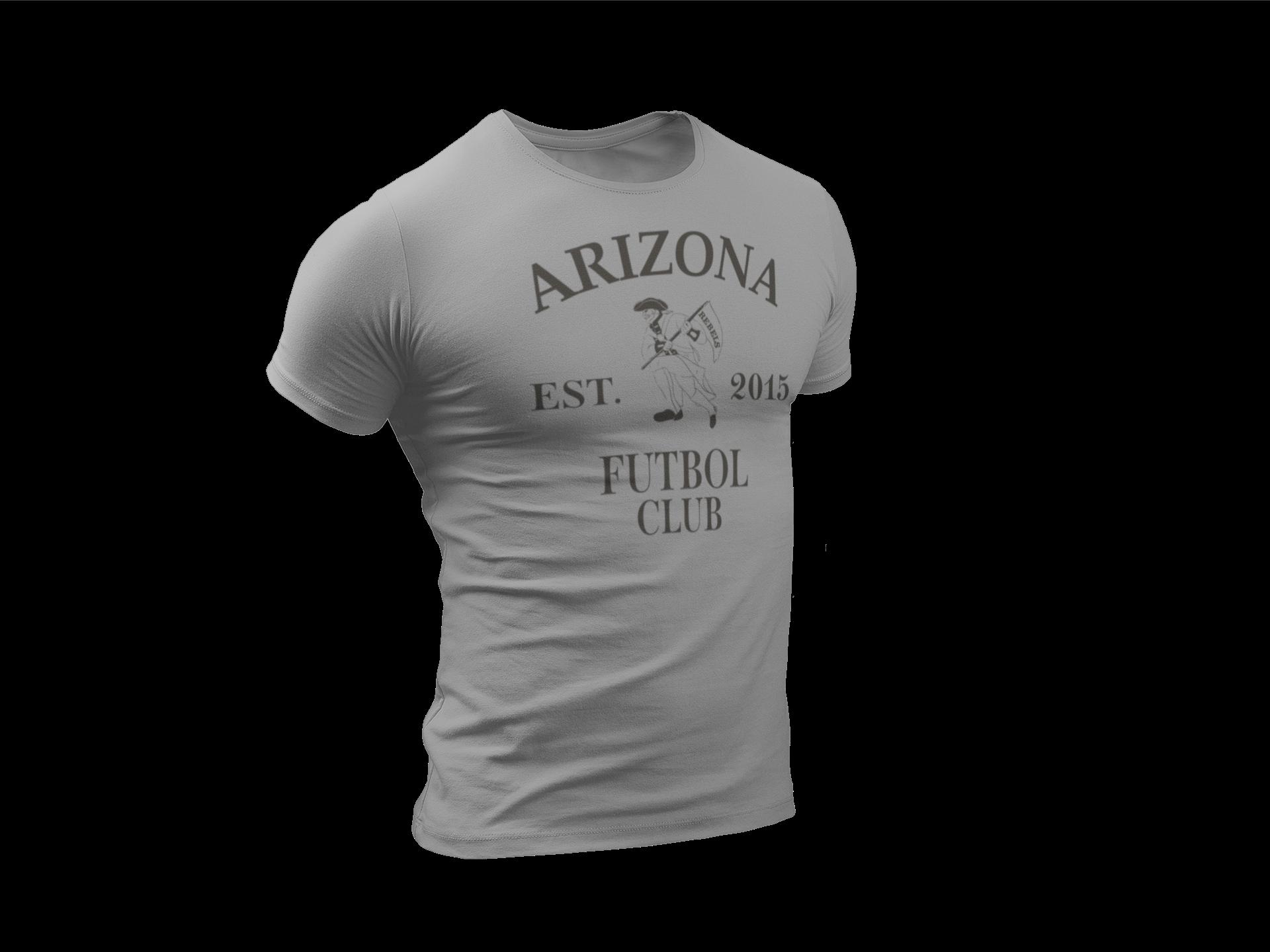 Arizona FC Futol Ball Club T-Shirt 00004