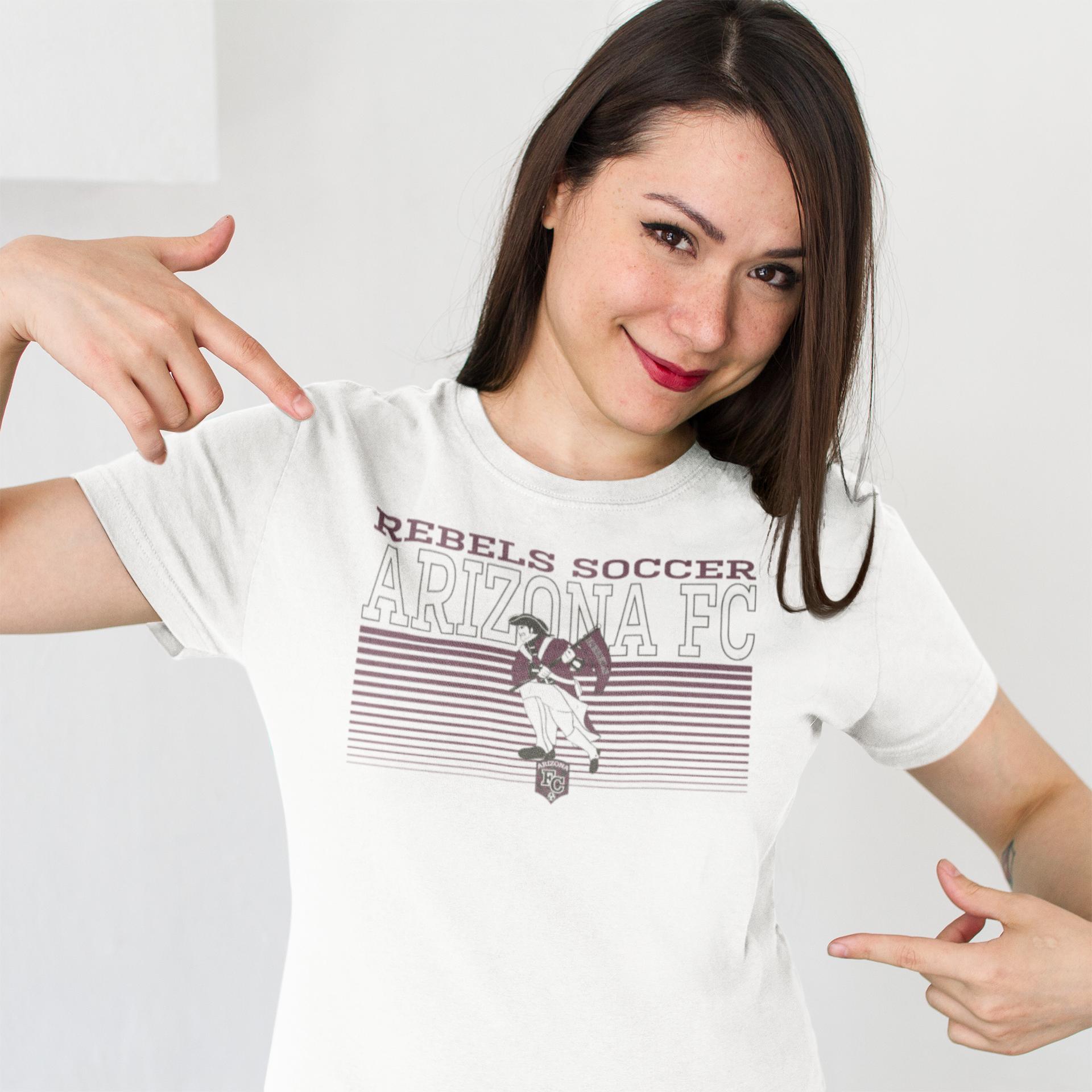 Arizona FC Lined T-Shirt