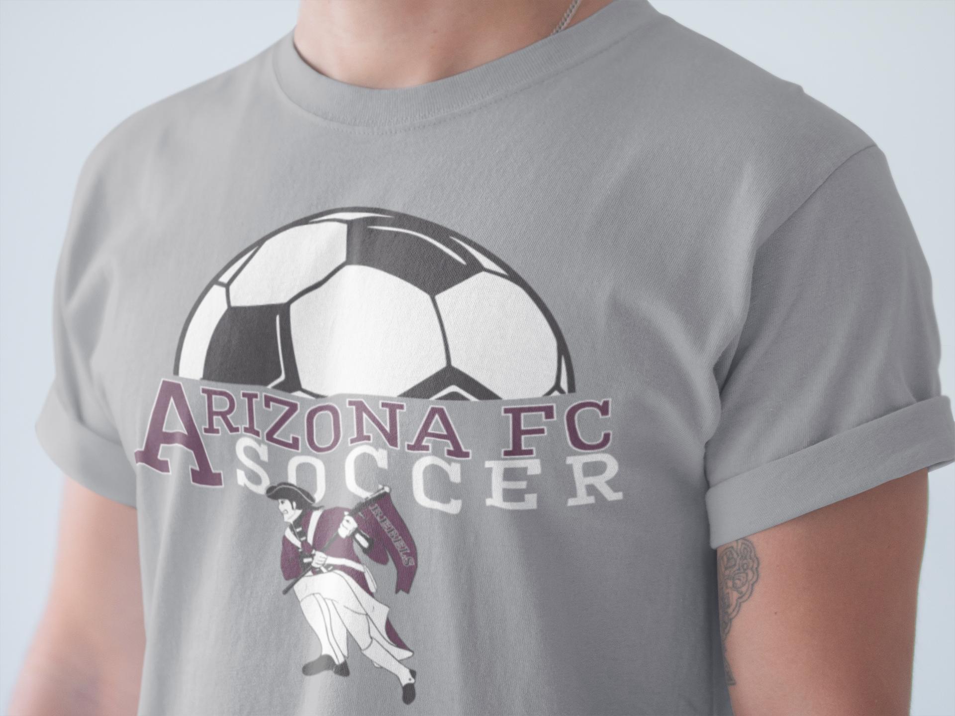 Arizona FC Soccer T-Shirt