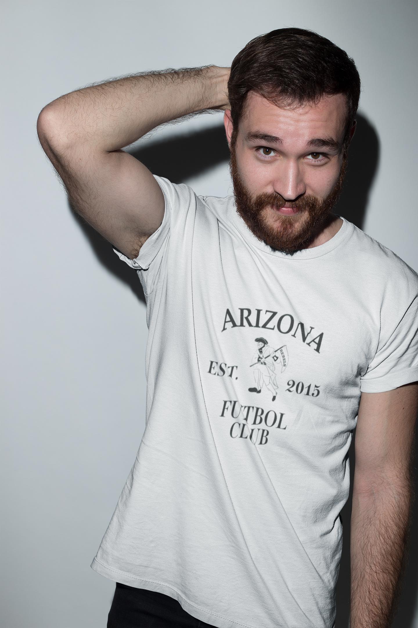 Arizona FC Futol Ball Club T-Shirt