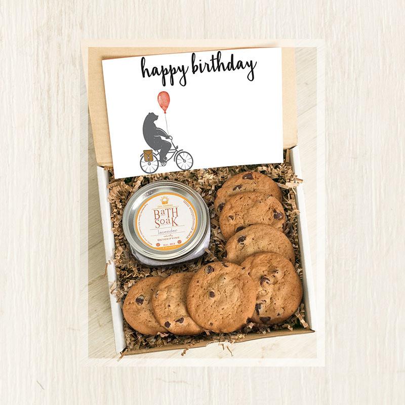 Birthday Treat Box