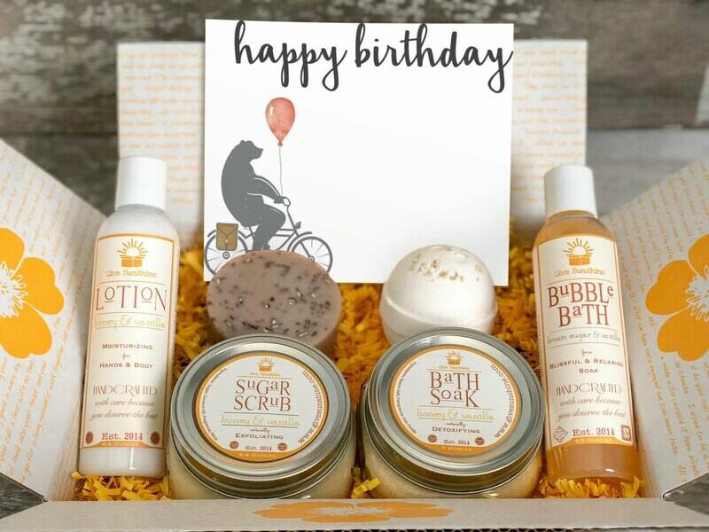 Deluxe Birthday Box