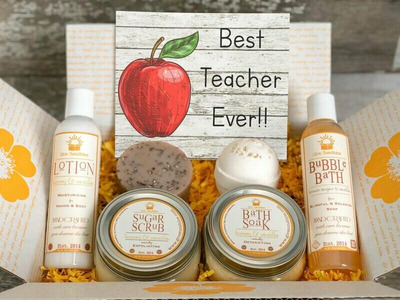Deluxe Teacher Box