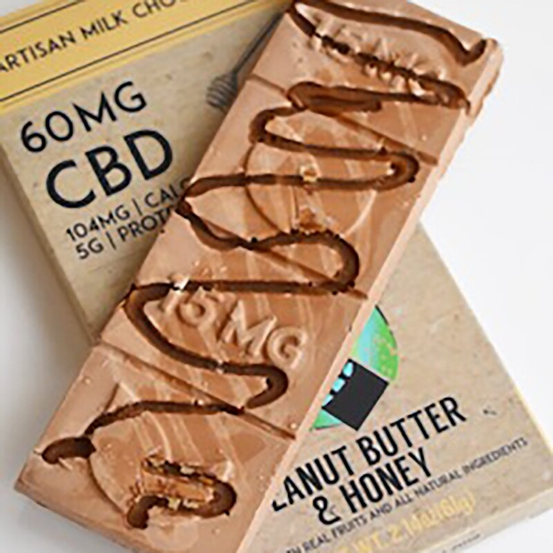 Peanut Butter & Honey 60mg CBD