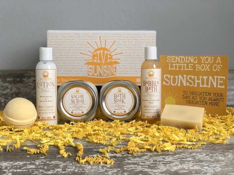 Deluxe Sunshine Box
