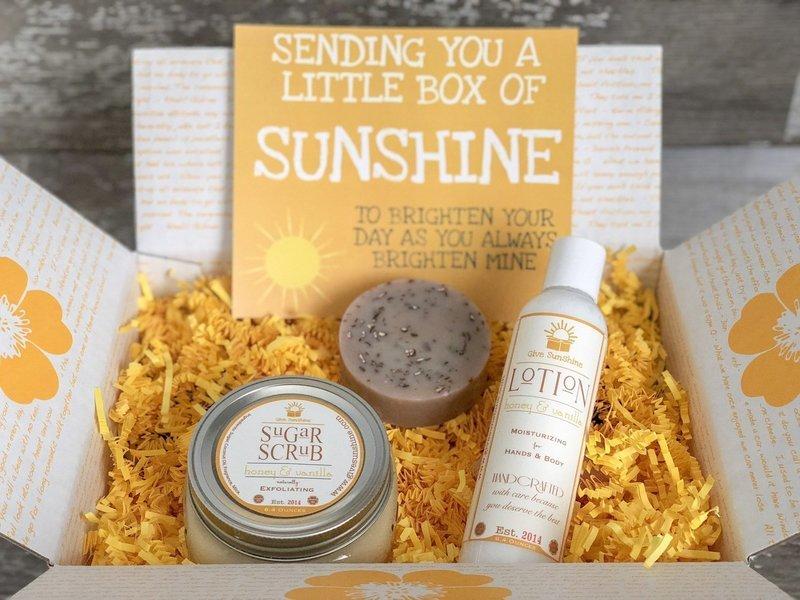 Sun Rays Box