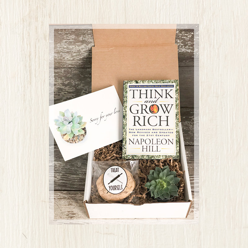 Here's to Growth Box