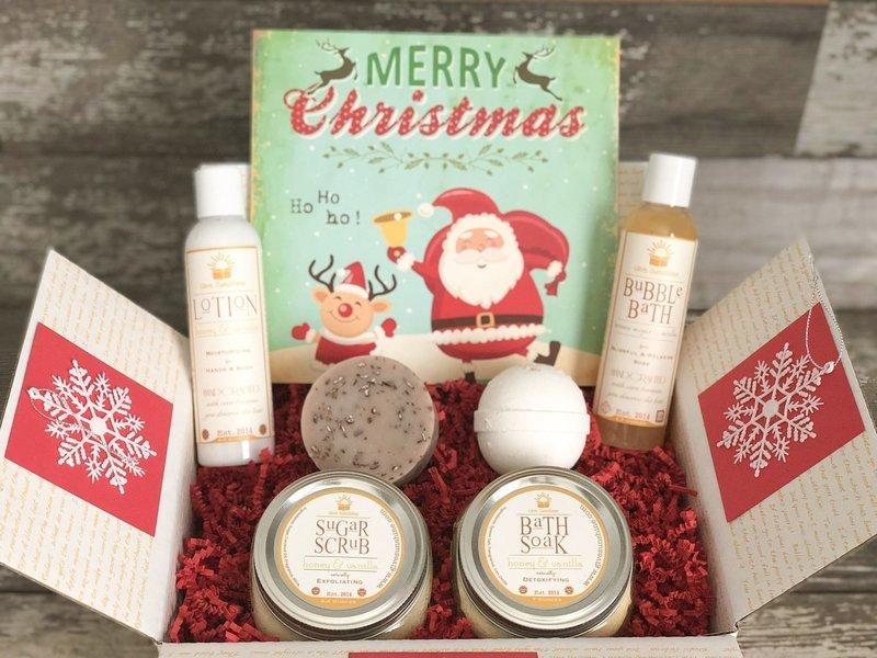 Santa's Coming to Town Box
