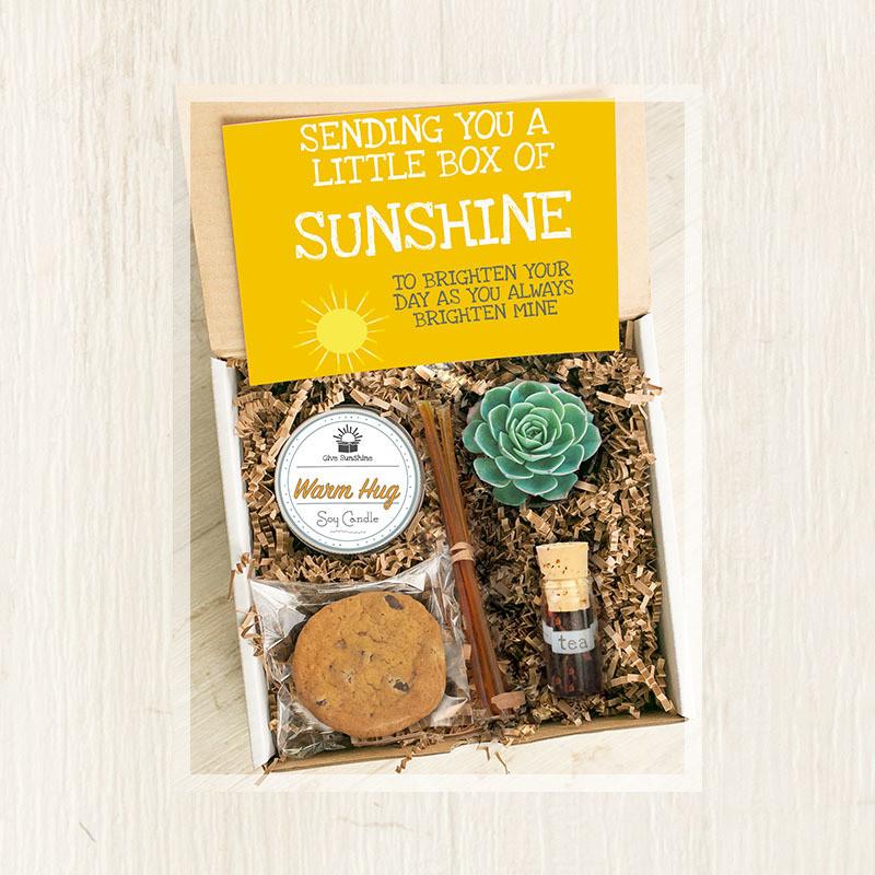 Box of Sunshine Box