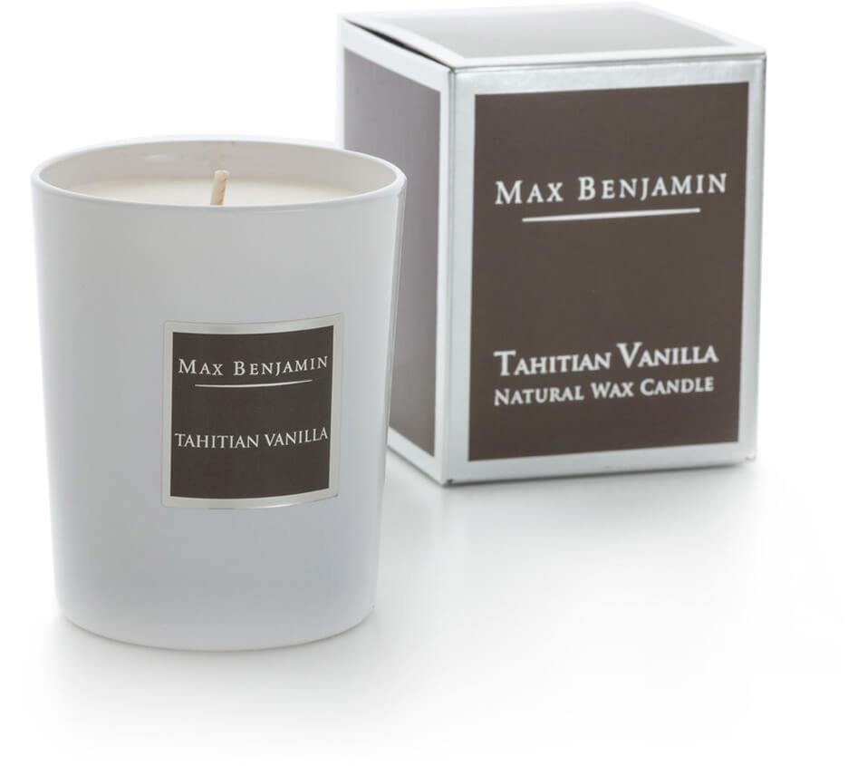 Rankų darbo žvakė TAHITIAN VANILA