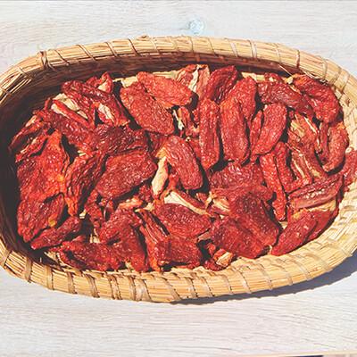 Pomodori San Marzano essiccati al sole