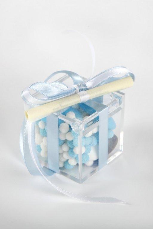 Cubo confetti