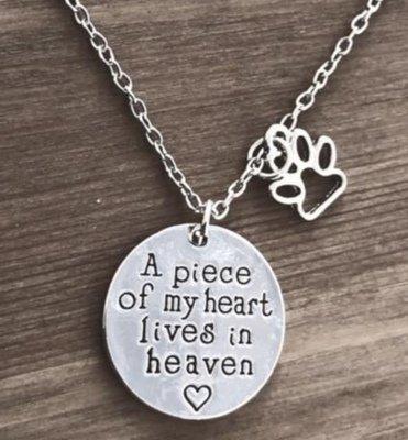 Memorial Necklace